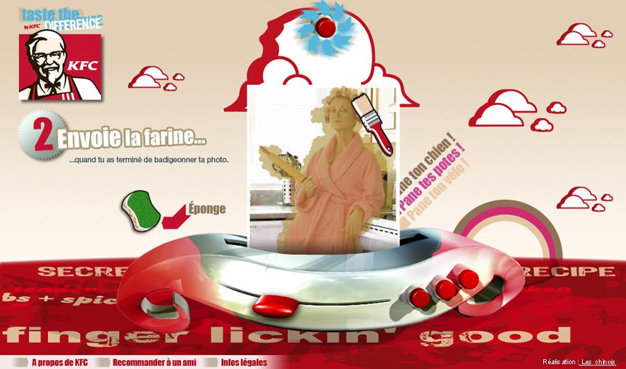 KFC panificateur 03