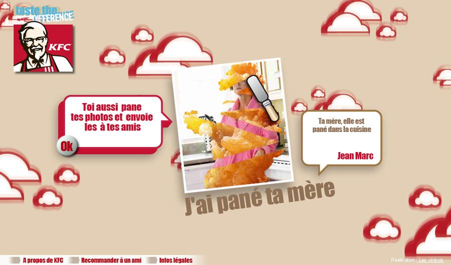 KFC panificateur 06