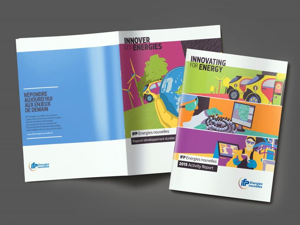 IFPEN,rapport d'activité et de développement durable