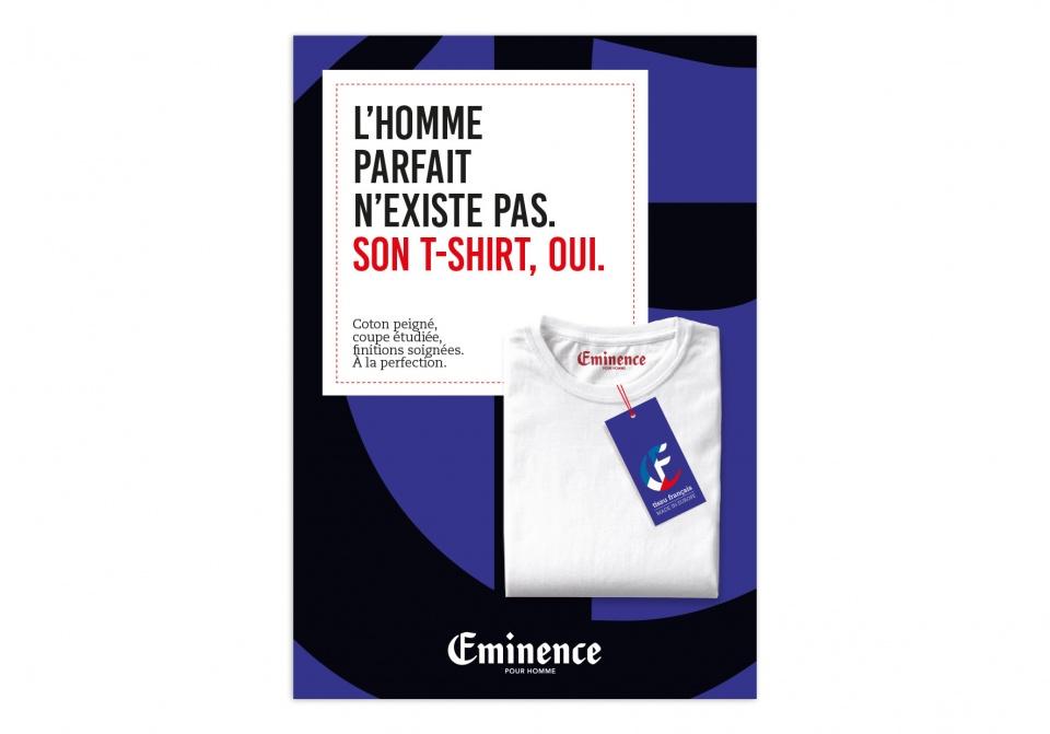 Lancement nouveau tee-shirt Optimum