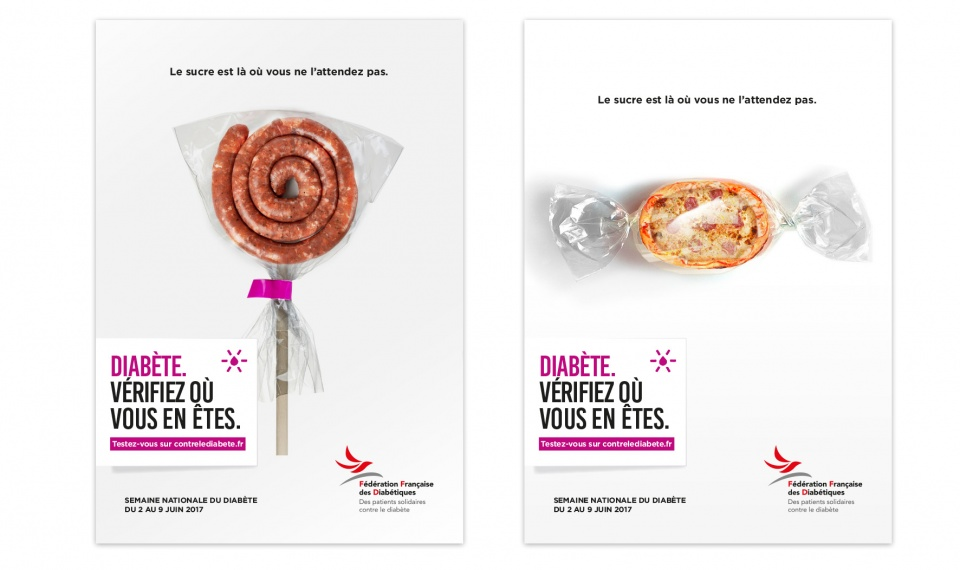 Campagne de sensibilisation au dépistage du diabète