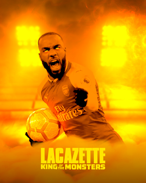LACAZETTE - KING of the MONSTERS