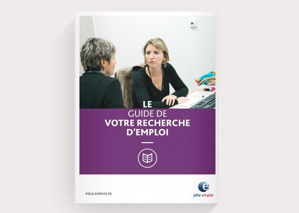 Brochure demandeur d'emploi