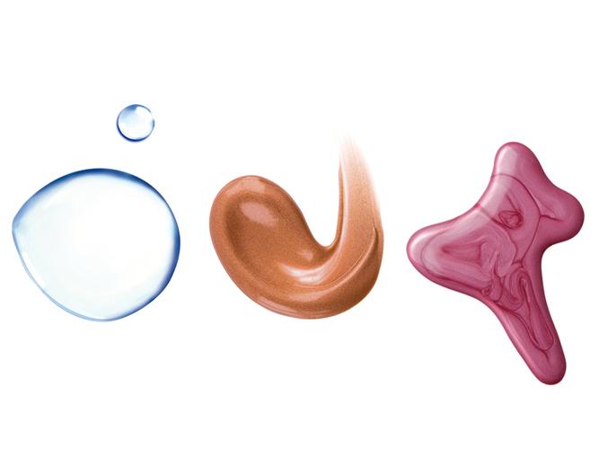 Texture pour site cosmétique