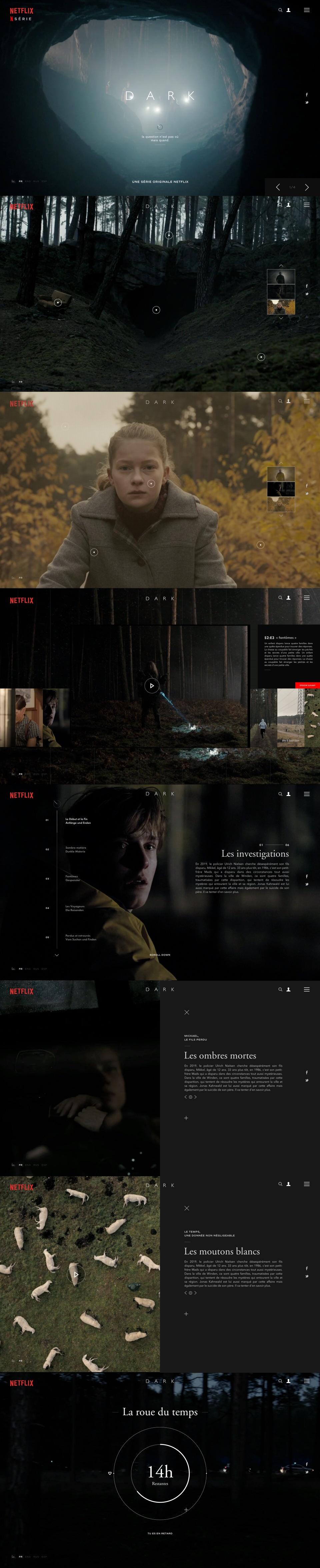 Main page Desktop