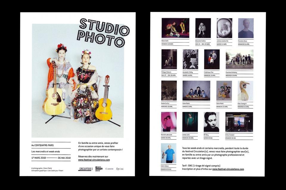 Flyer Studio Photo