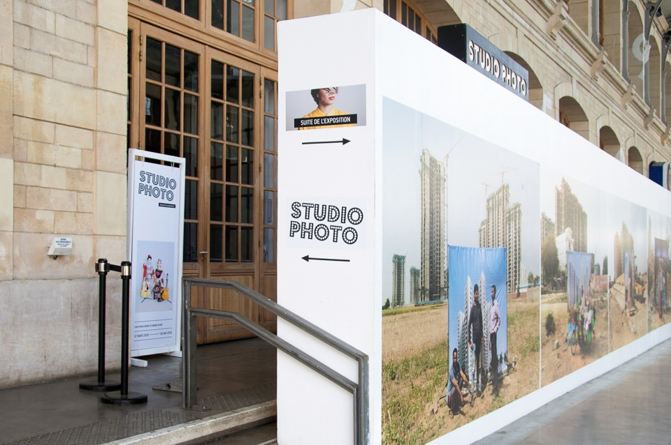 Signalétique Studio Photo