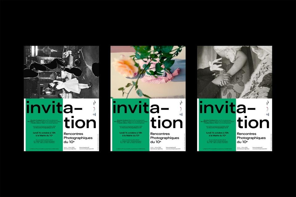 Invitations vernissage