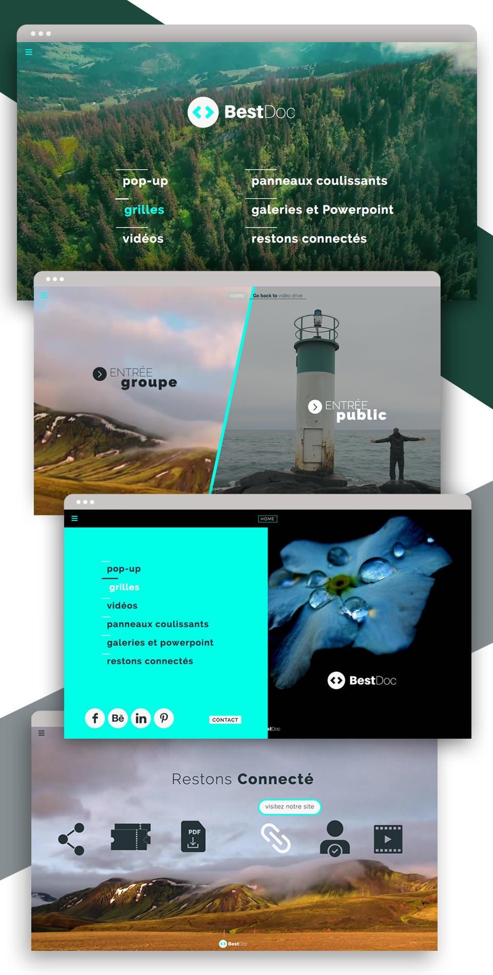 BESTDOC - WebSite - Agence digitale