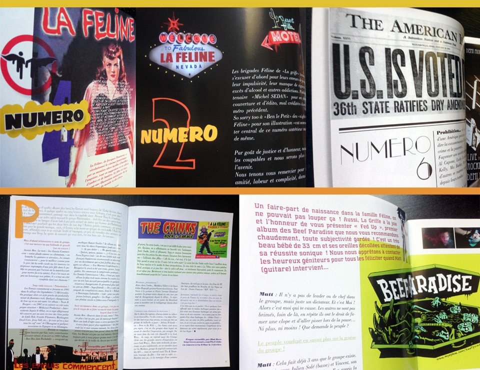 La Griffe - Magazine