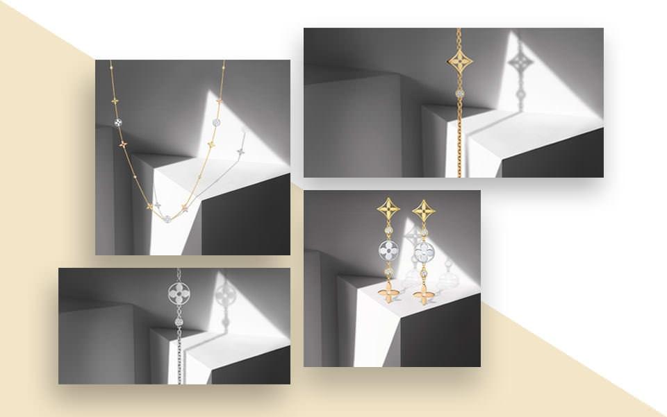 Louis Vuitton / Création de mise en scène et adaptation du site en version mobile