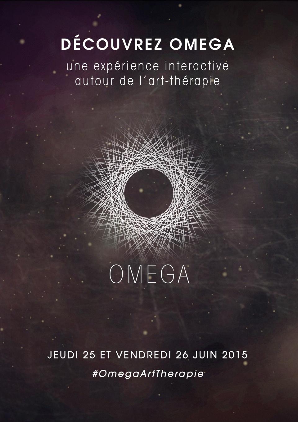 Affiche Omega