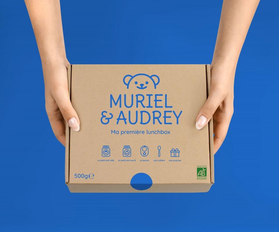 Muriel & Audrey