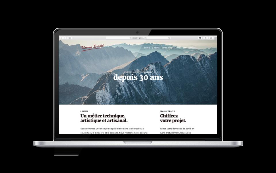 Site web TE