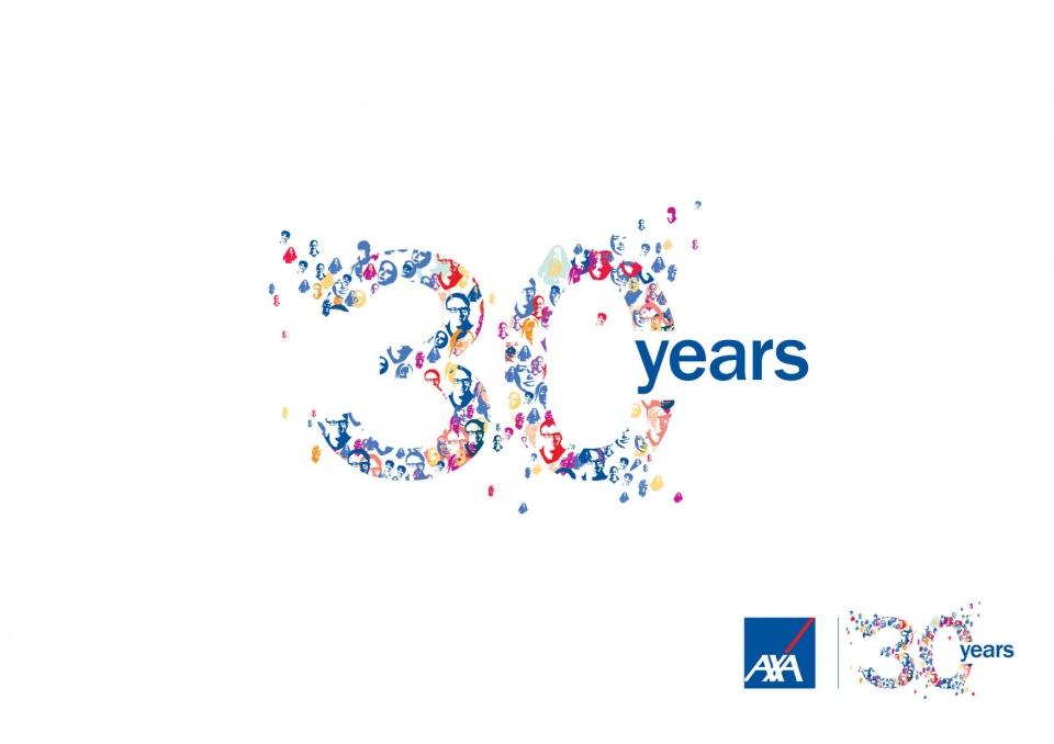 AXA - Les 30 ans