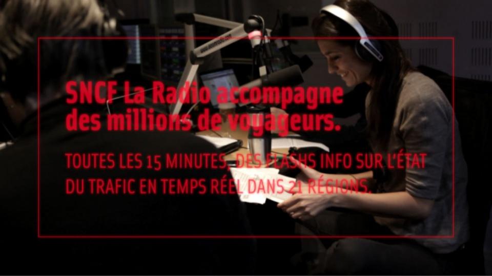 SNCF la radio - Tania Young