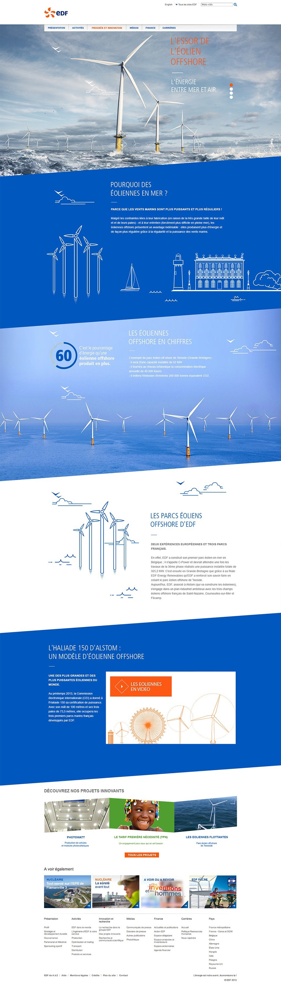 Innovation Eolienne