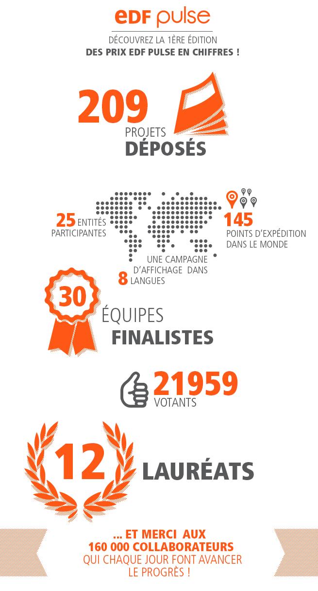 Infographie EDF Pulse