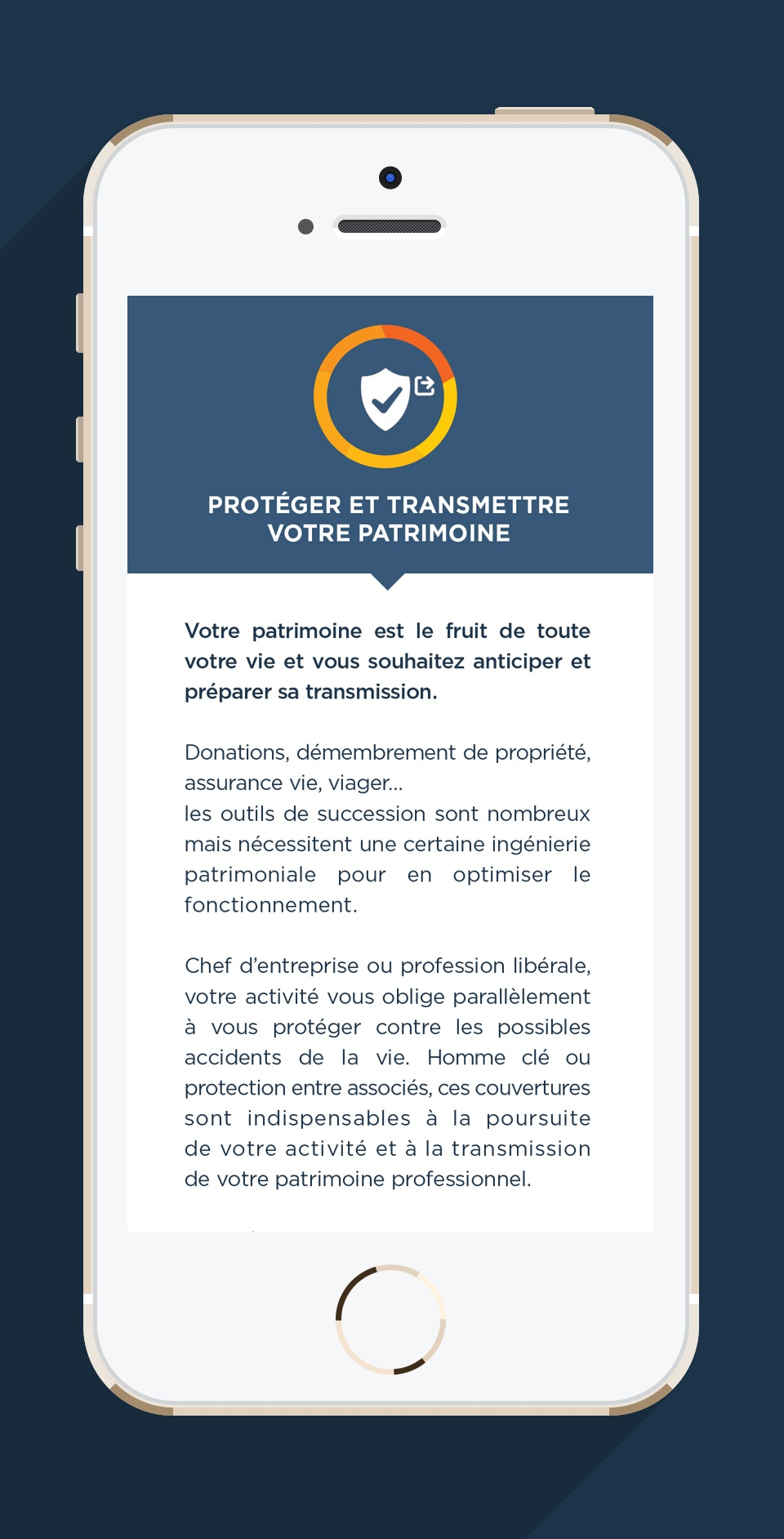 BROCHURE INTERACTIVE MOBILE