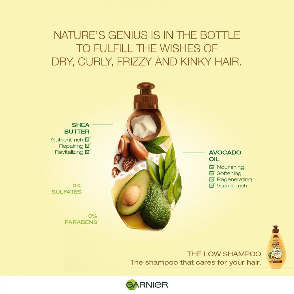 Posts sur les ingrédients nourrissants pour les cheveux en anglais