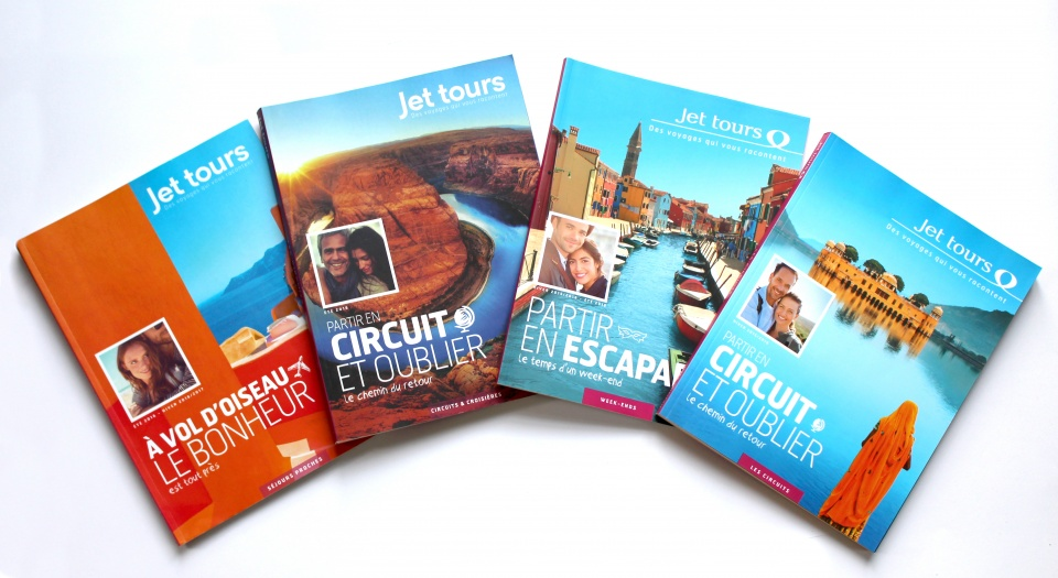 Couvertures de brochures
