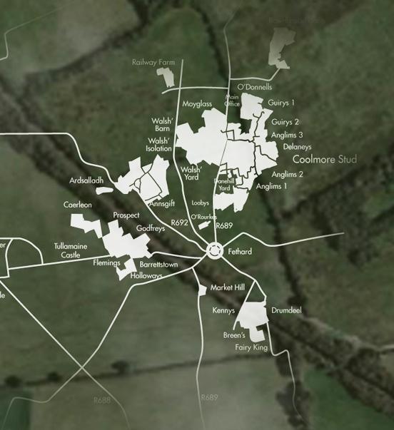 Carte du domaine