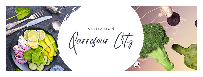Carrefour City // Animation