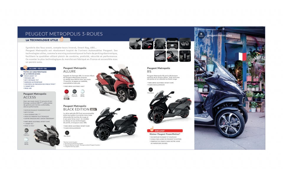 peugeot catalogue
