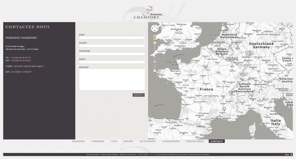 Domaine-Chamfort.fr