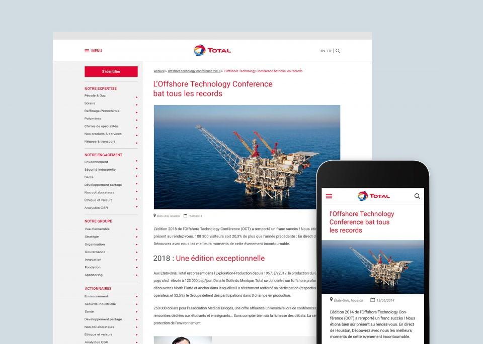 """Page """"Offshore Technology Conference """""""