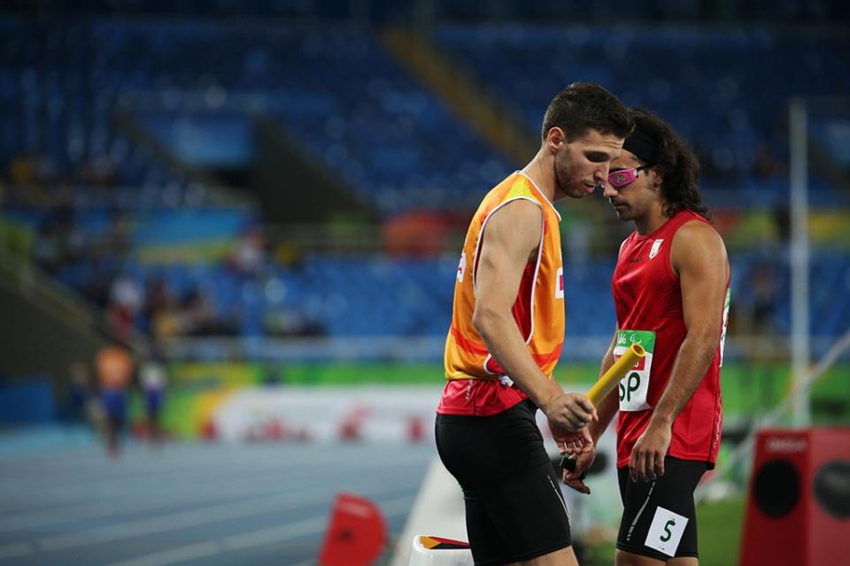 Jeux paralympiques Rio