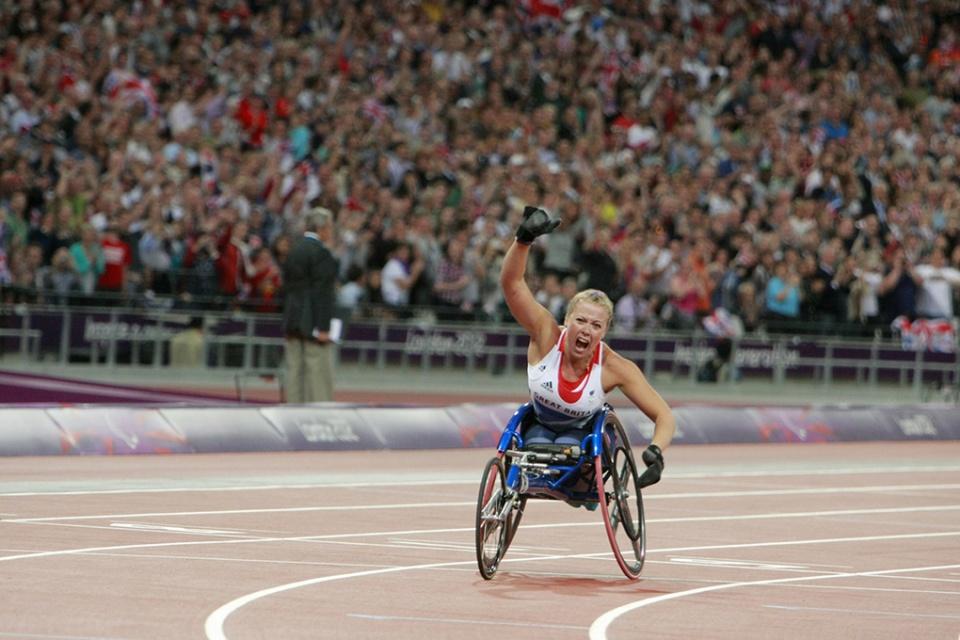 Jeux paralympiques Londres