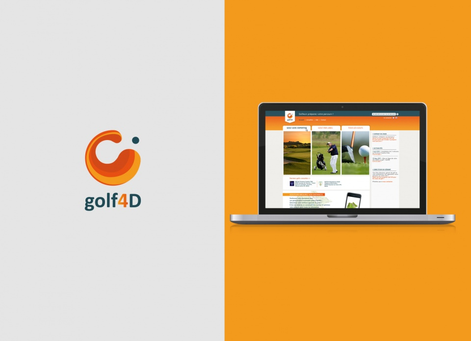 Golf 4D (société de gestion de parcours de golf) 2012