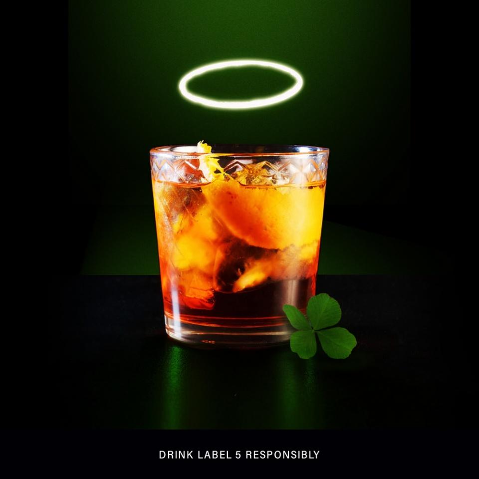Label 5 / St Patrick