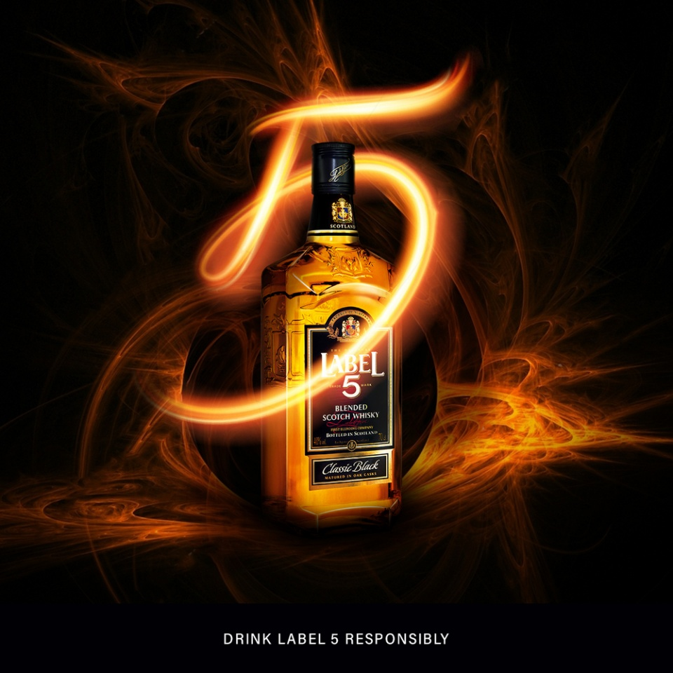 Label 5 / Power of 5