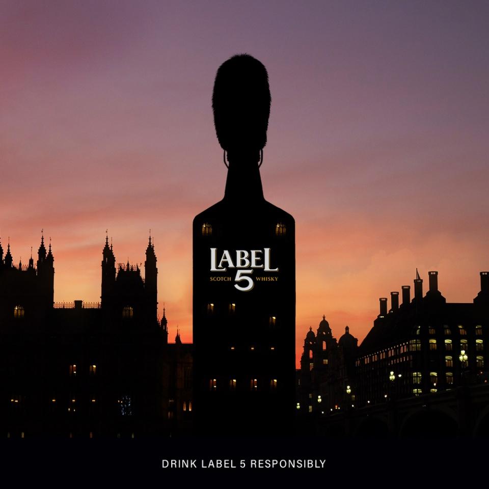Label 5 / London calling