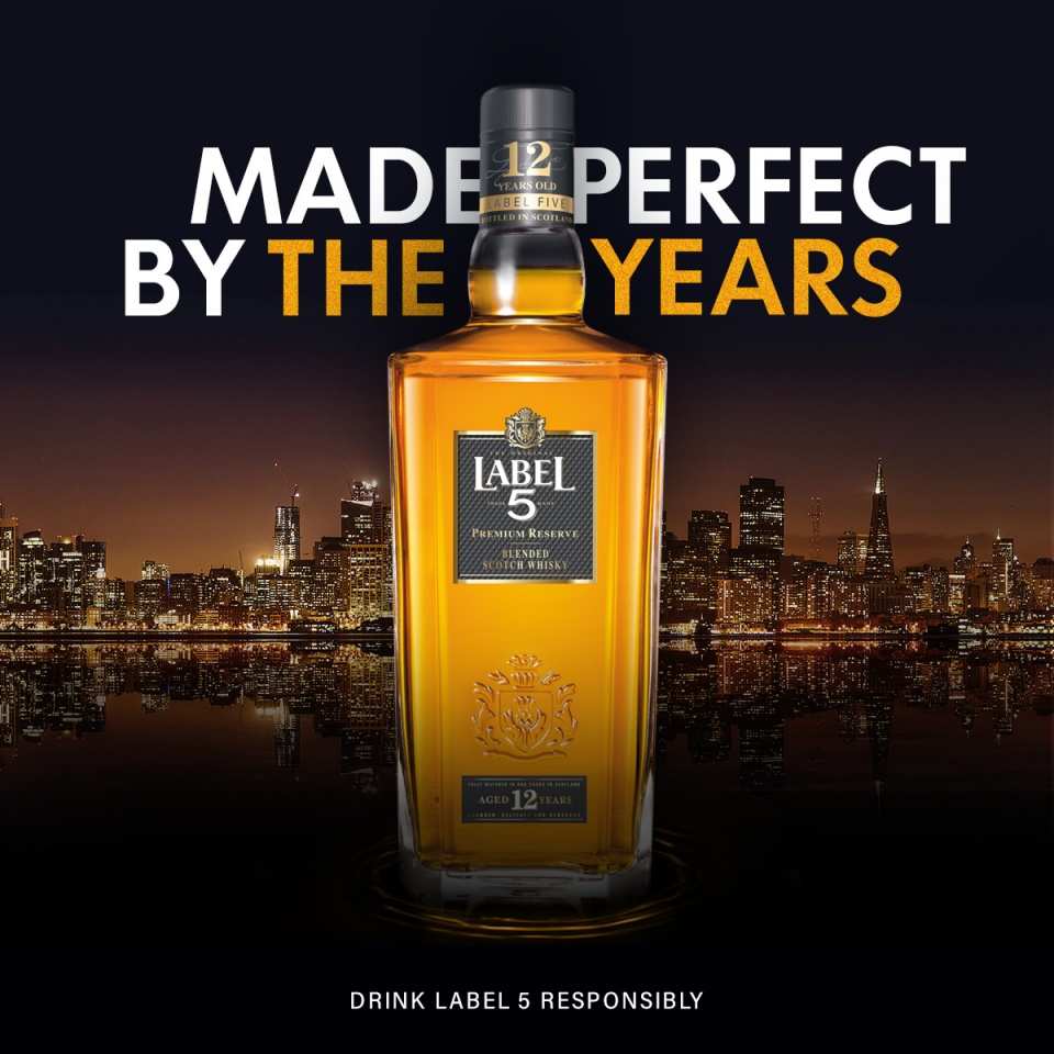 Label 5 / Perfect by the years