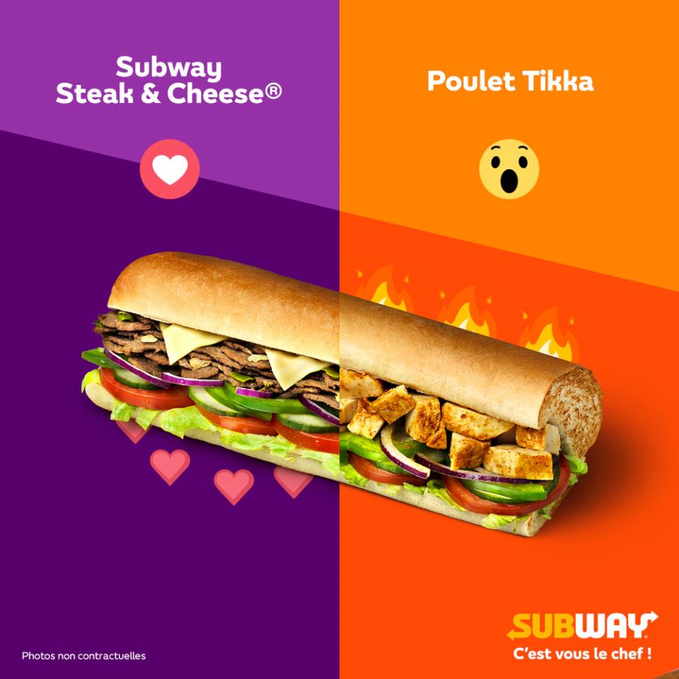 Subway / Versus