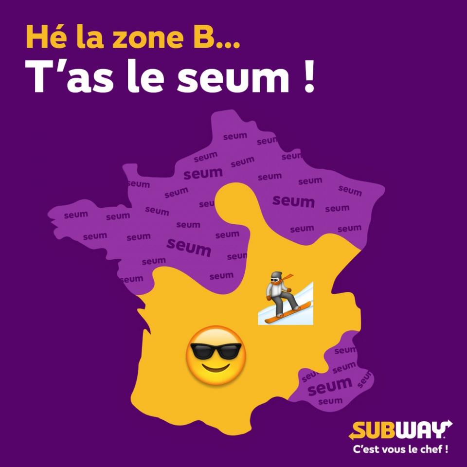 Subway / Seum