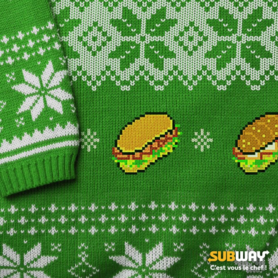 Subway / Noel