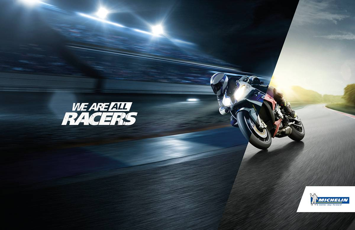 MICHELIN \ WE ARE ALL RACERS