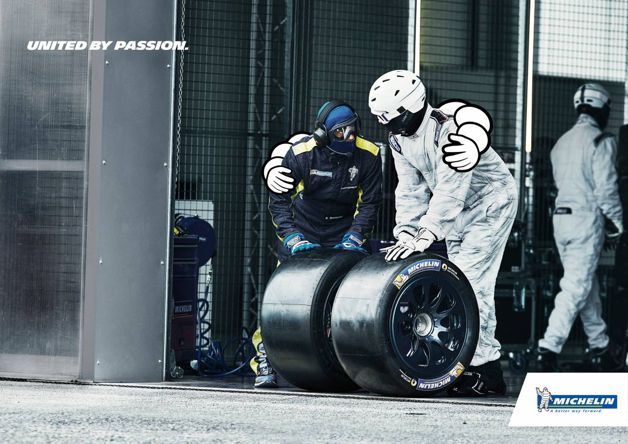 Michelin \ United by Passion