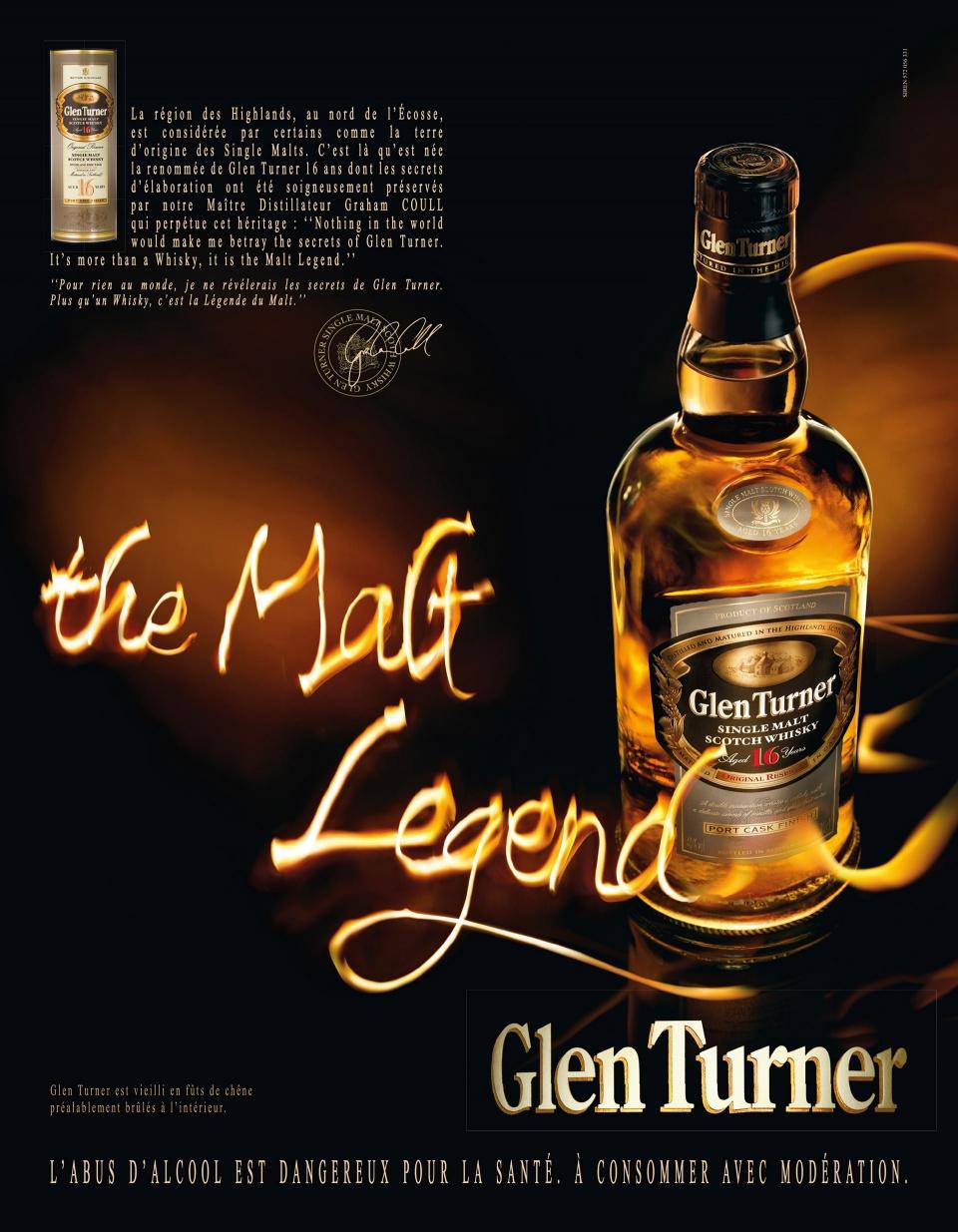 Print Glen Turner