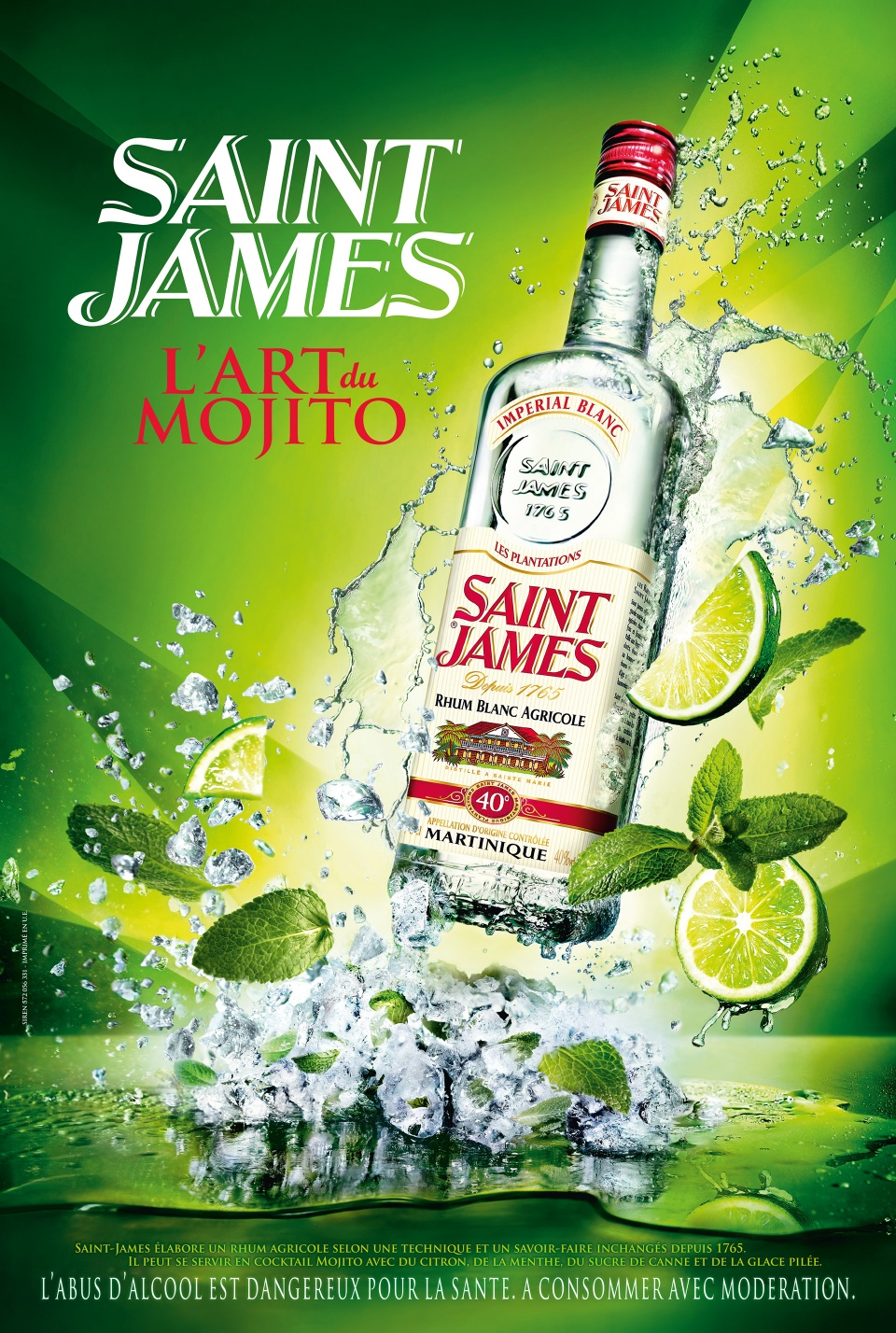 Print Saint James