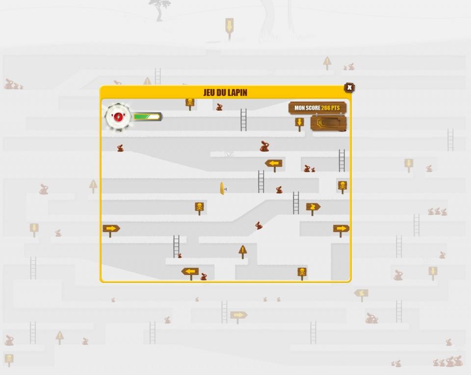Trésor - Mini-jeux #11