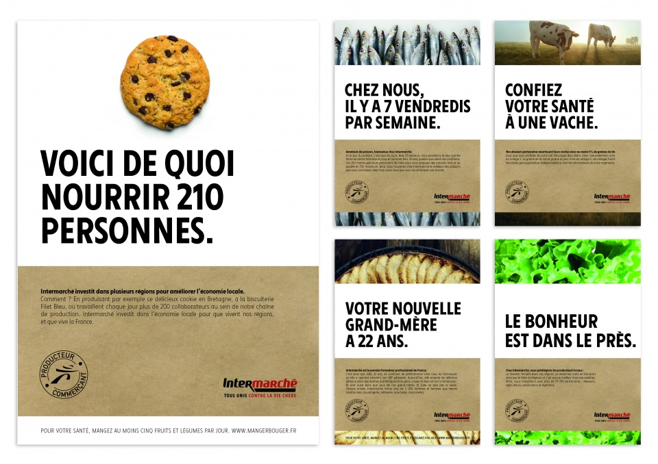 Campagne Affichage Print