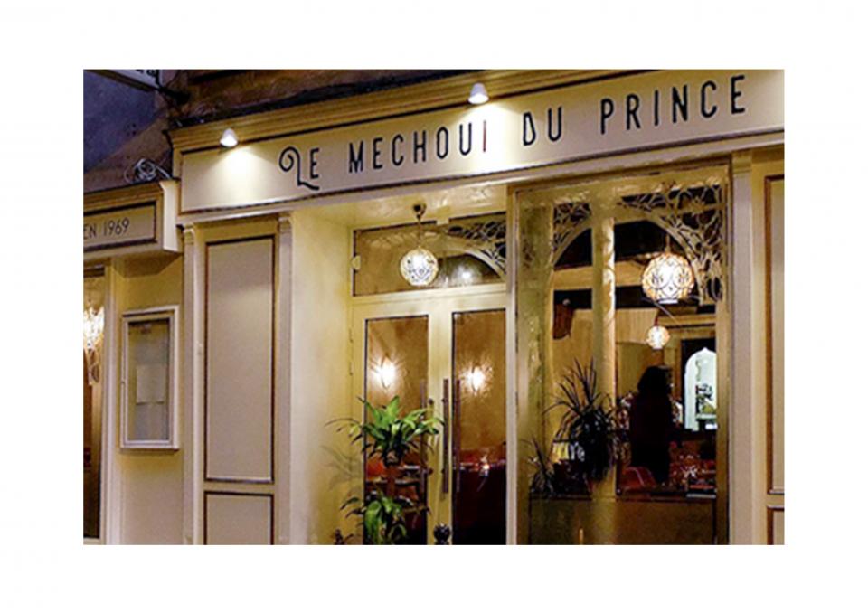 MECHOUI DU PRINCE // BRANDING