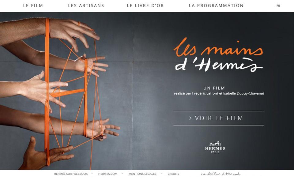 Les Mains d'Hermès