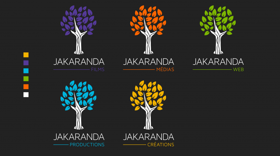 Planche de logotypes