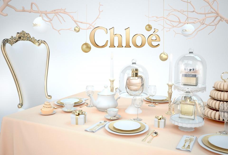 Chloe banquet noel
